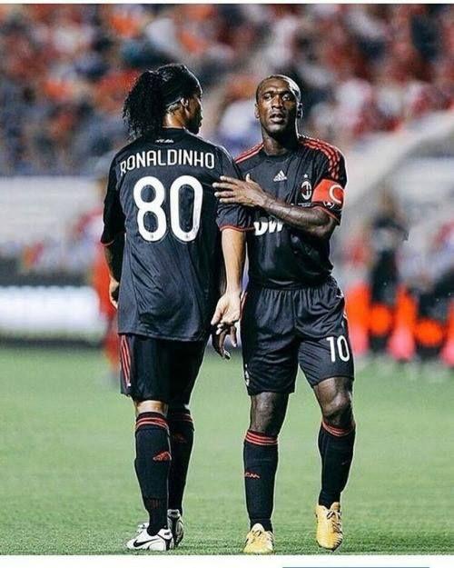 Hace No Mucho En Ac Milan Ac Milan Best Football Players