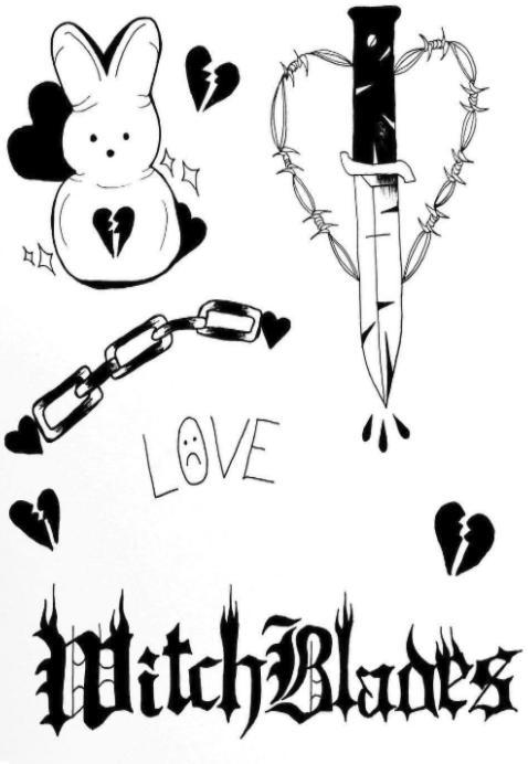 Pin By Lucia Molina On Peeps Lil Peep Tattoos Emo Tattoos Doodle Tattoo