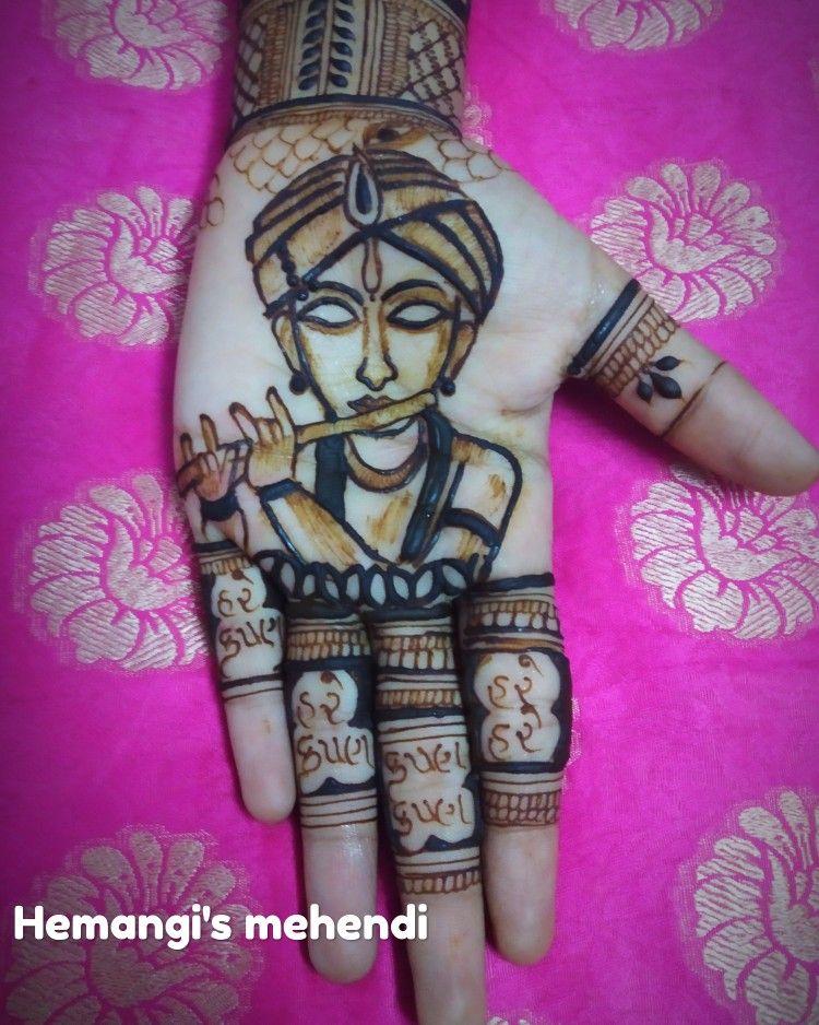Pin by Hemangi's mehendi on Hemangi's mehendi Skull