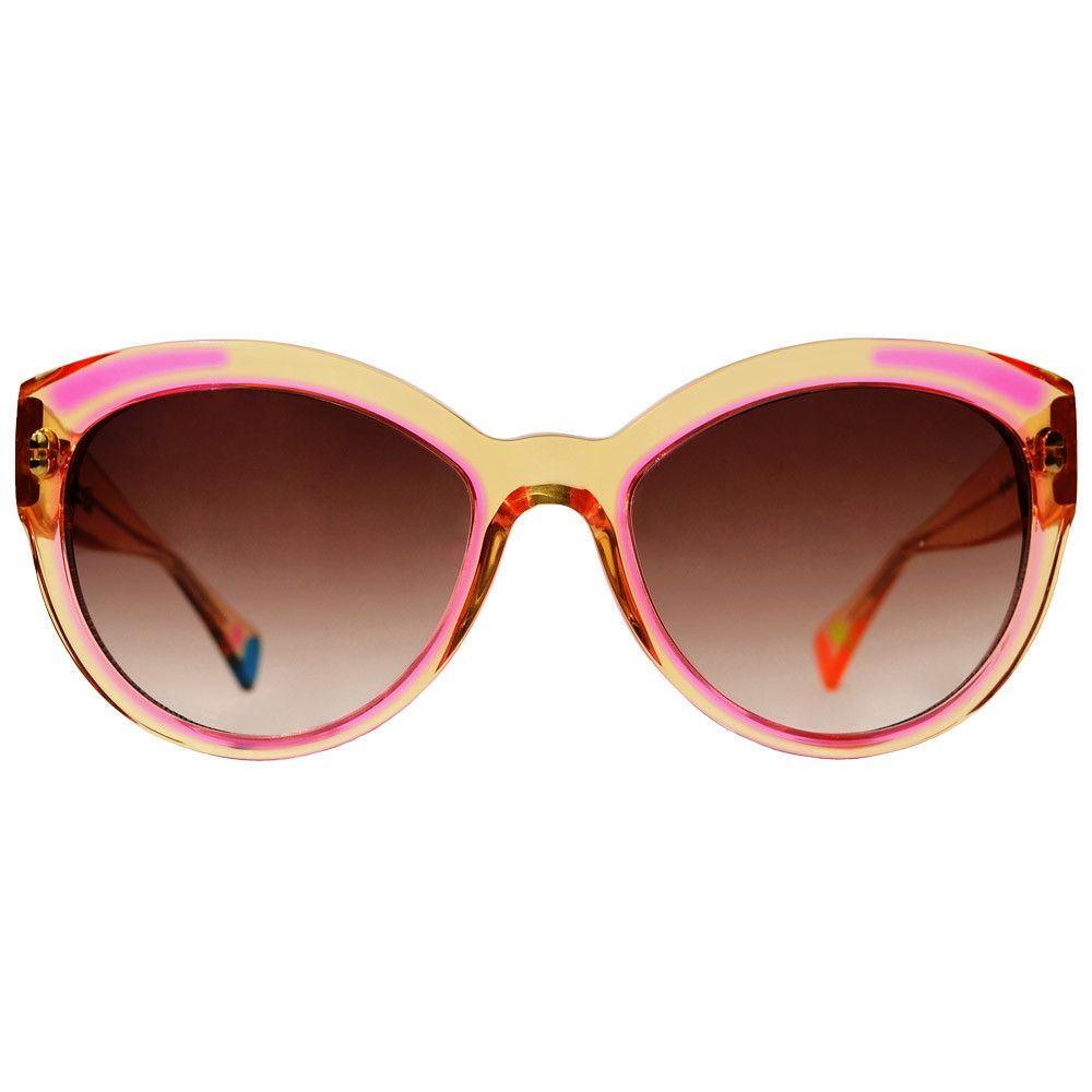 b391add87c Christian Roth  Sunglasses - 2014 2015 - Fly Girl - in  Camel  Crystal -  The object of affection for the 2014 15 season has just arrived.
