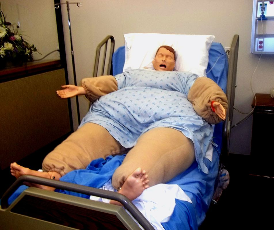 Overweight nurses
