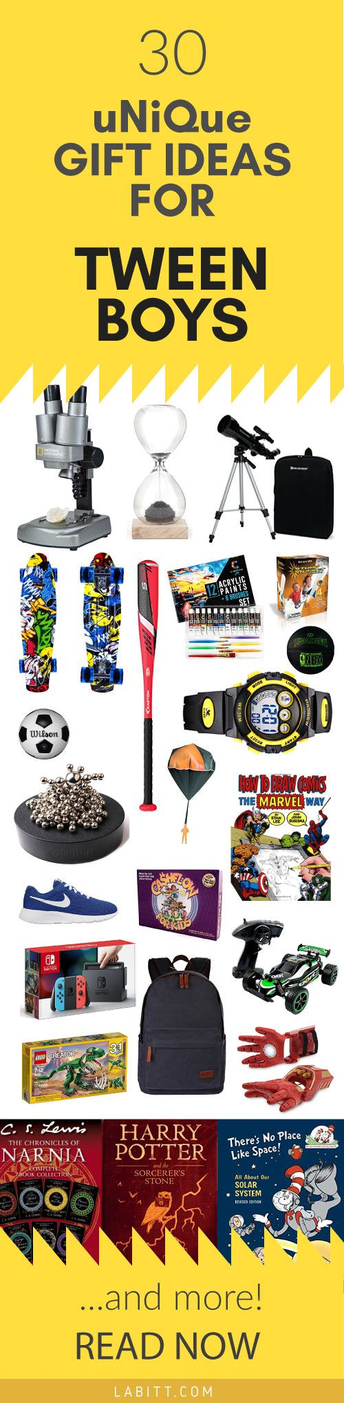 Cool sports gifts for christmas