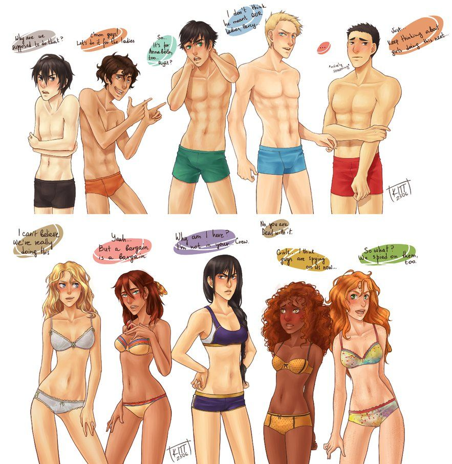 Percy and annabeth haing sex