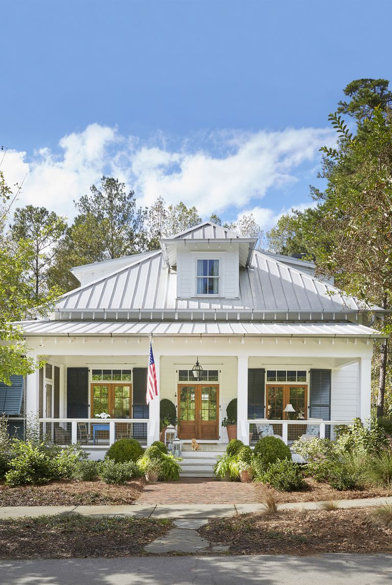 27 Modern Farmhouse Exterior Design Ideas For Stylish But Simple Look: 50+ Curb Appeal Secrets That Will Add Major Charm To Your Home