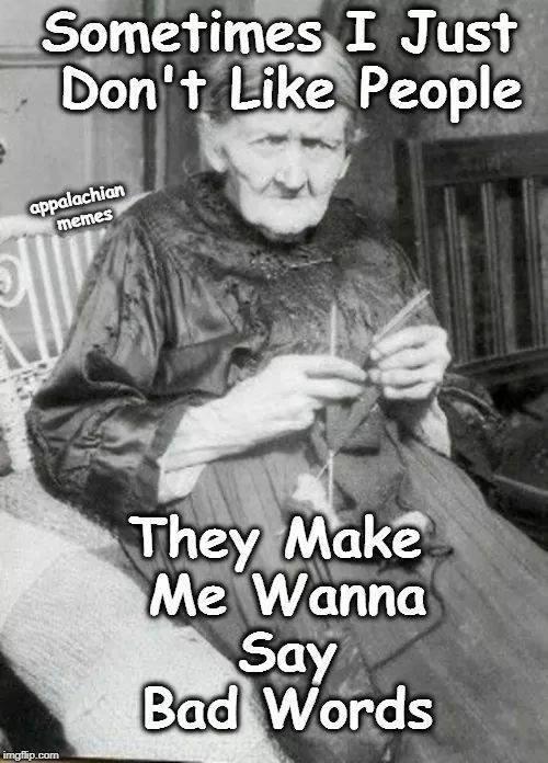 Old Lady Meme Foxydoor Com Funny Quotes Sarcastic Quotes Words