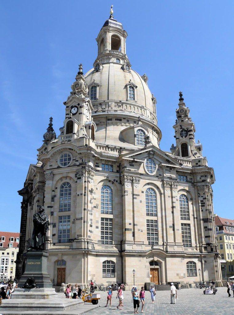 Dresden Frauenkirche 3 In 2020 Neoclassical Architecture Dresden Frauenkirche Dresden