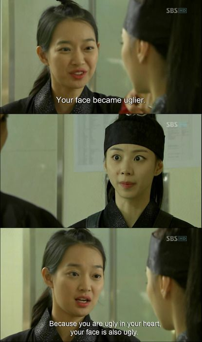 from my girlfriend is a gumiho one of my favorite lines ever