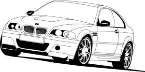 Bmw Trace By Kingnothing Car Drawings Bmw Drawings