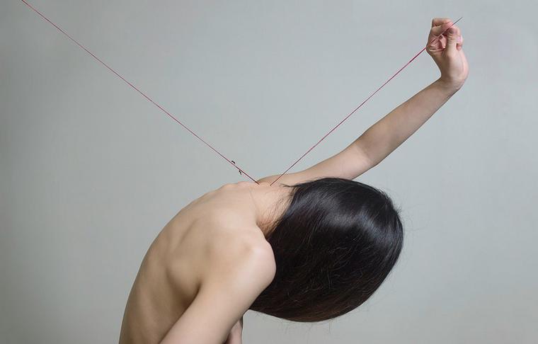 A Manipulação do Corpo Feminino pelo Fotógrafo Taiwanês 3cm | The Creators Project