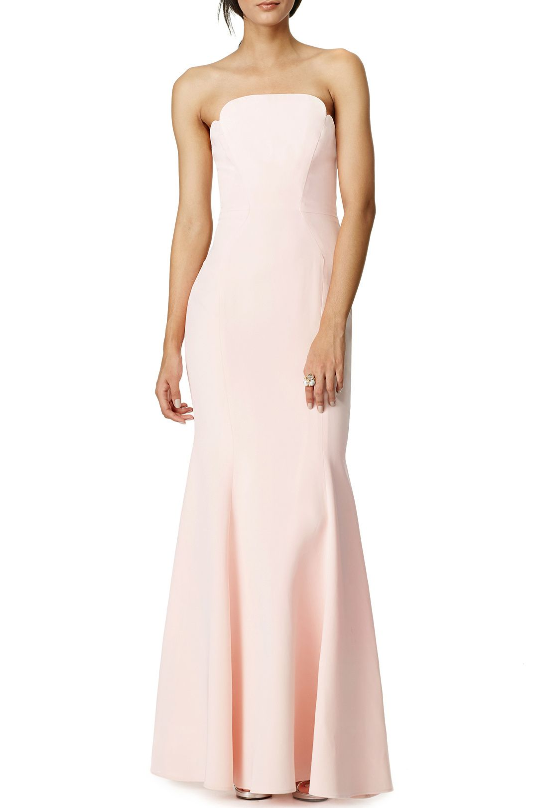 15ea840e5a80 Blush Academy Gown by Jill Jill Stuart ($388 retail or rent for $70) | Rent  The Runway