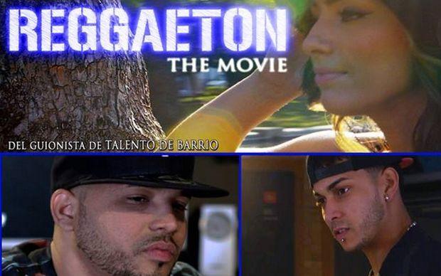 """""""Reggaeton The Movie"""" (Pelicula Completa Grátis)"""