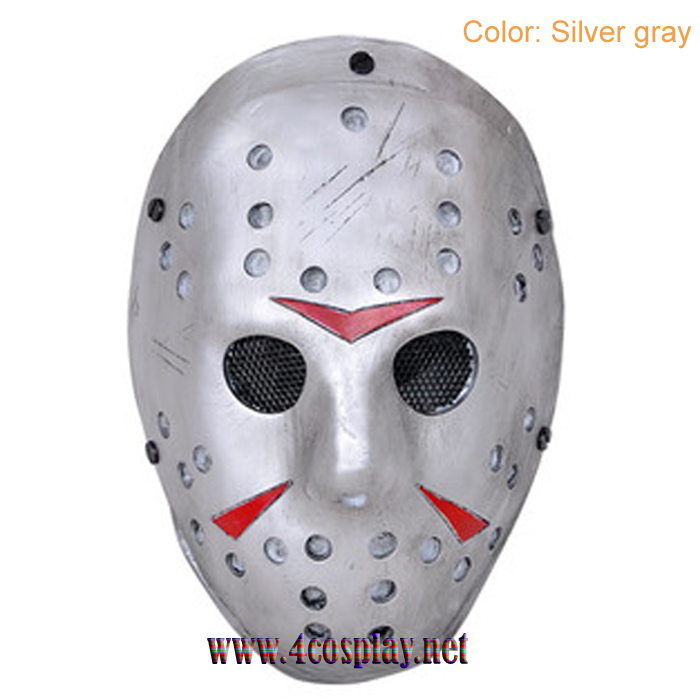 Pin By Manny Gonzalez On Friday The 13th Related Jason Mask Jason Voorhees Costume Jason Voorhees Hockey Mask