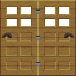 wooden doors  sc 1 st  Pinterest & wooden doors | Minecraft | Pinterest pezcame.com