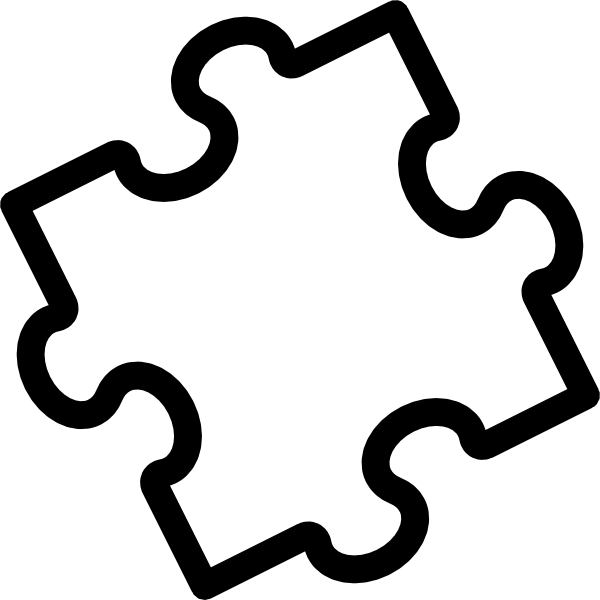 Printable Puzzle Pieces Template - ClipArt Best - ClipArt Best ...