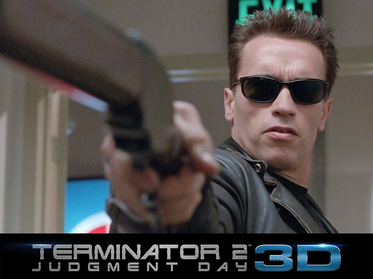 c4ad9a83ff5 Arnold Schwarzenegger in Terminator 2  Judgment Day (1991)