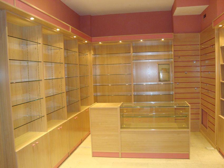 Resultado de imagen para muebles para negocio mostrador for Muebles para negocio