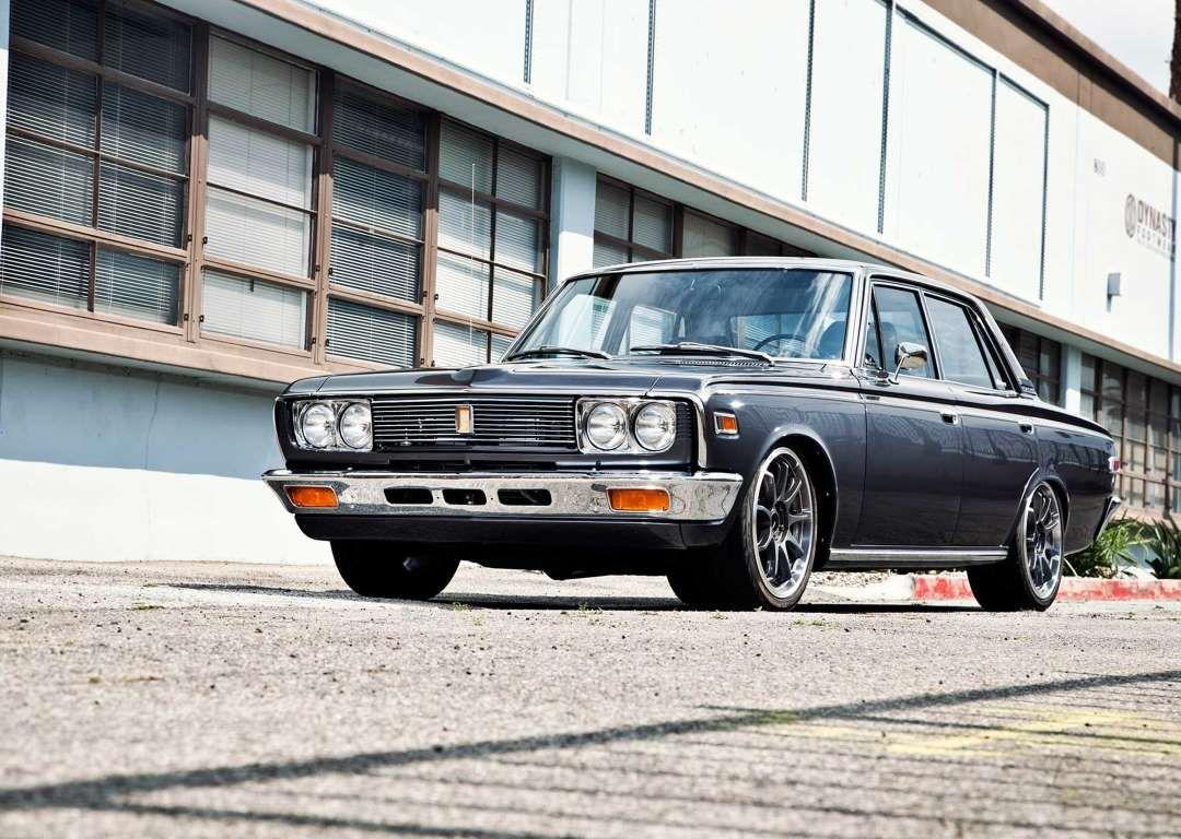 Kekurangan Toyota Crown 1970 Review