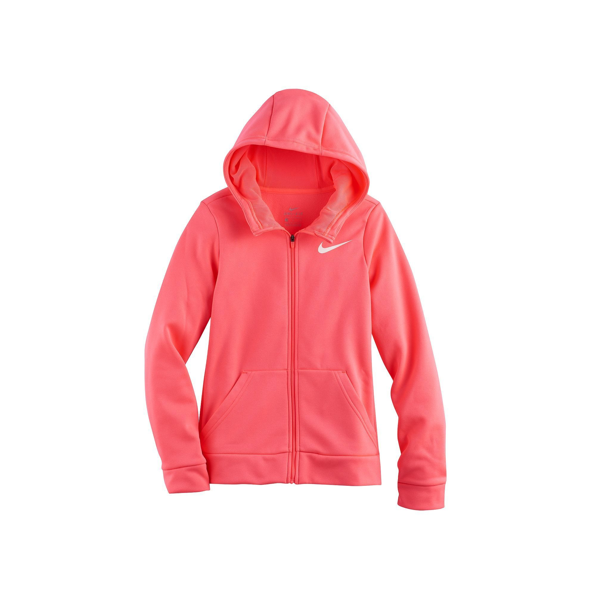 ea155327b607 Girls 7-16 Nike Therma Fleece-Lined Training Hoodie