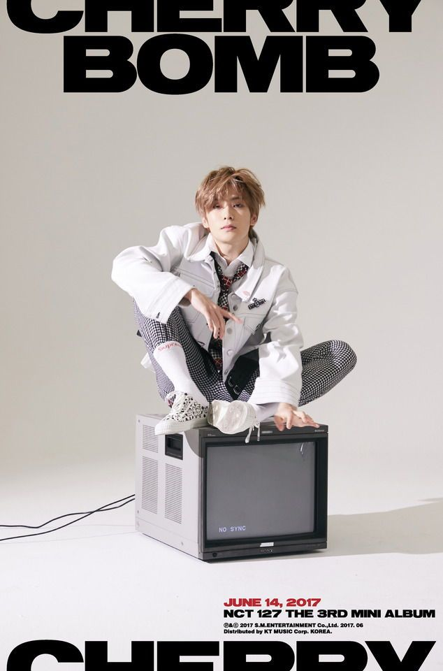 Cherry Bomb - Jaehyun