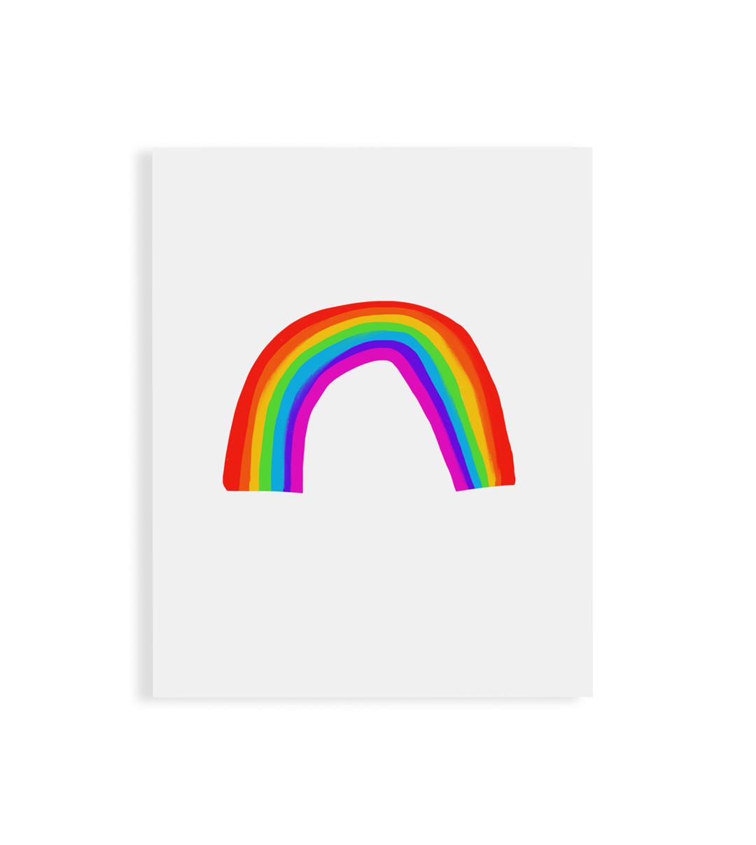 Rainbow Print Rainbow Print Rainbow Rainbow Art