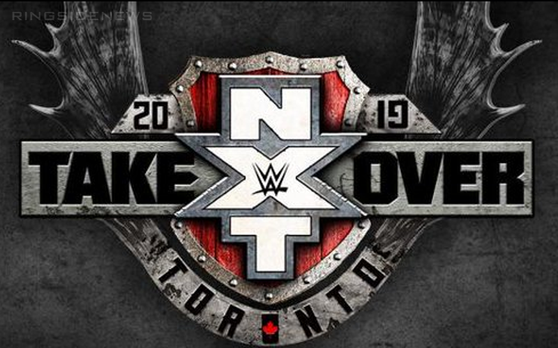 Wwe Nxt Takeover Toronto Live Results Aug 10th 2019 Nxt Takeover Wwe Wwe News