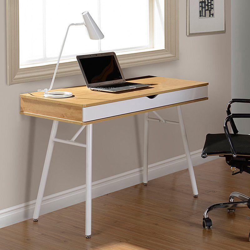 Techni Mobili Rta 1462 Designer Computer Workstation With Storage Furniture Desk Home Office Desks