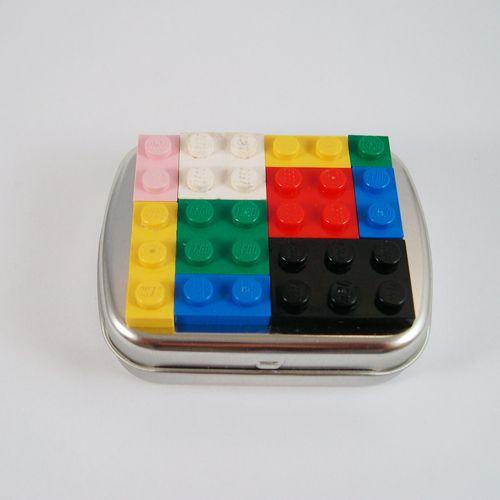 Caixinha para Legos
