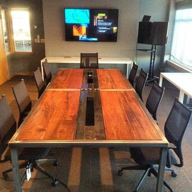 Industrial Conference Table Best Home Interior - Vintage industrial conference table