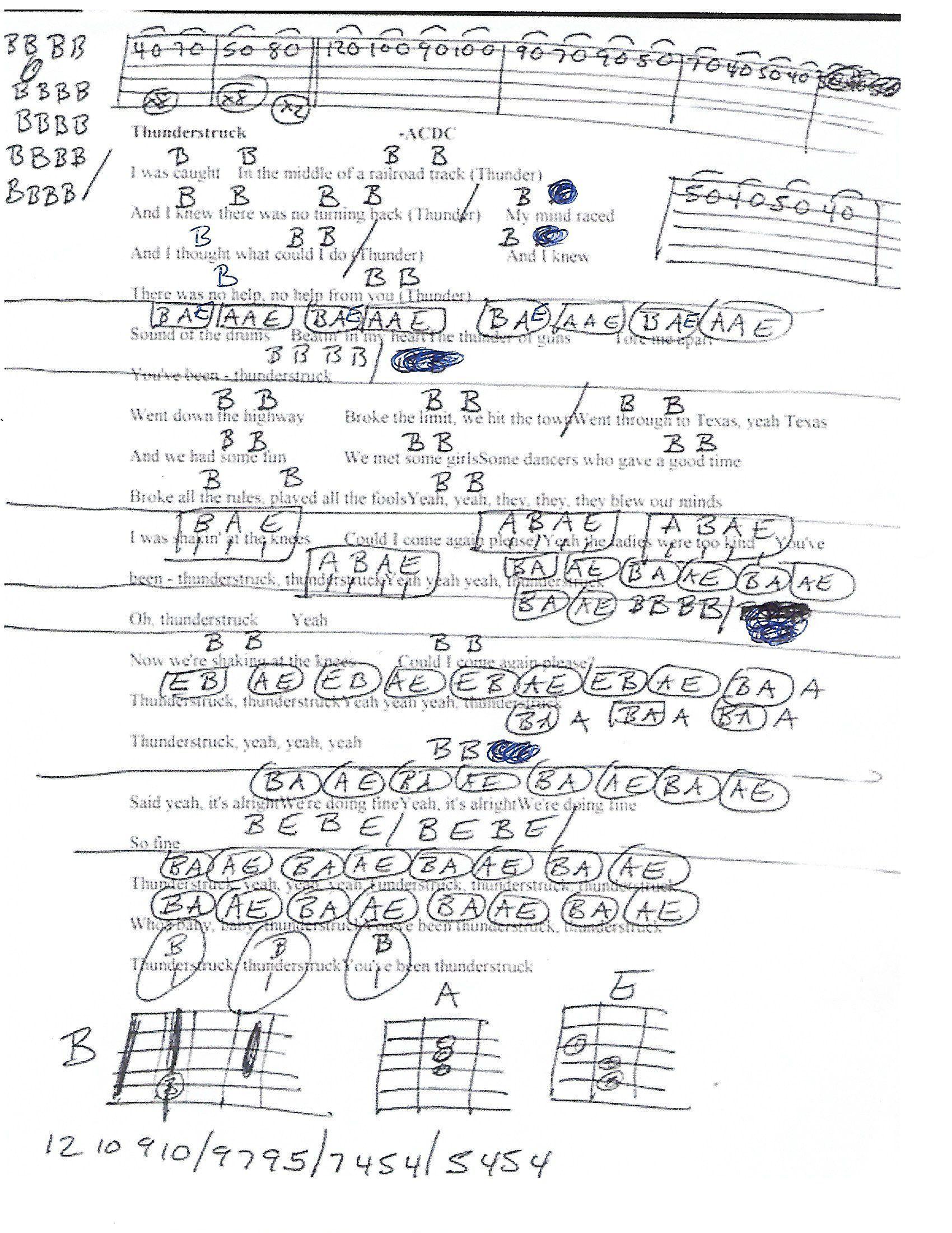 Thunderstruck acdc guitar chord chart guitar lesson chord thunderstruck acdc guitar chord chart hexwebz Images