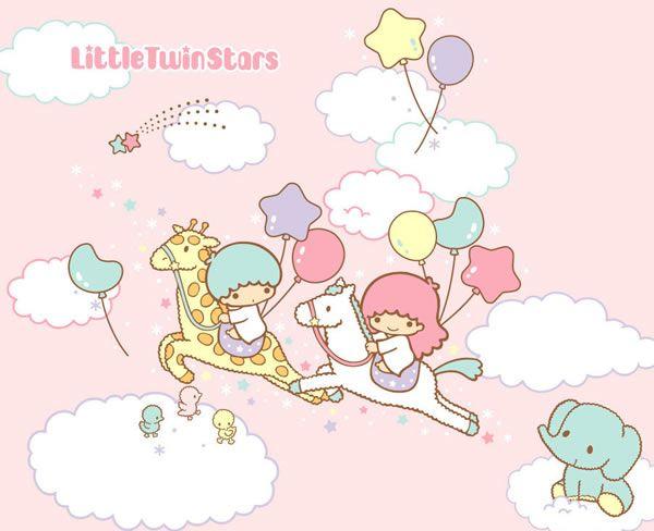 Little Twin Stars Orkut Scraps