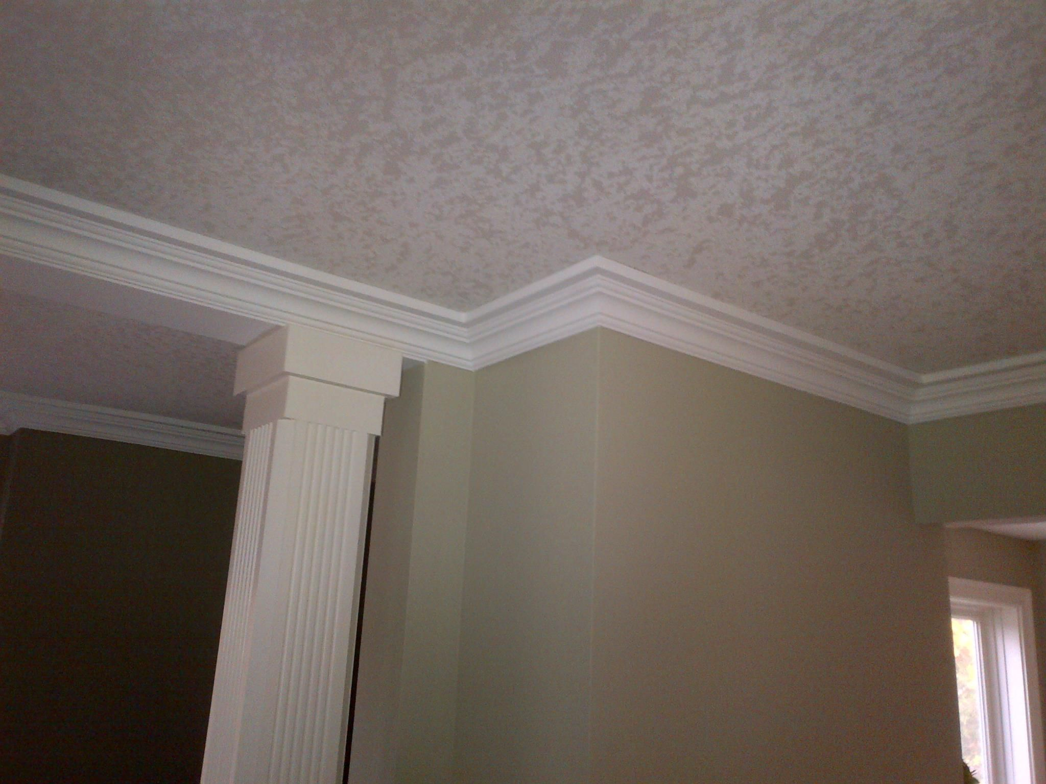 4 inch crown molding - 17 Best Images About Look Up Ceiling Ideas On Pinterest Painted Ceilings Cloud Ceiling And Stencils