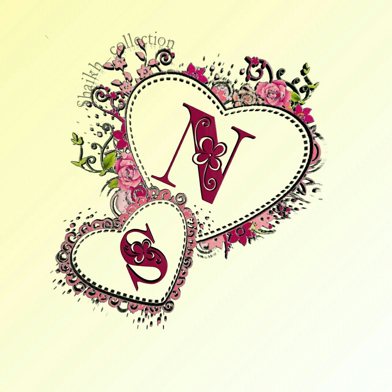 Pin By N Shaikh On N S S Letter Images S Love Images Cute Love Images