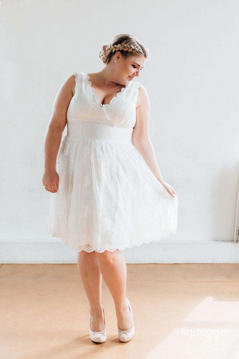 Sanna | Plus Size Kollektion von küssdiebraut - lindegger: Boho Chic ...