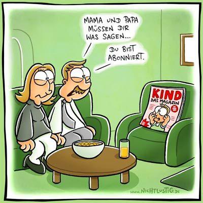 Mama Arsch Comic