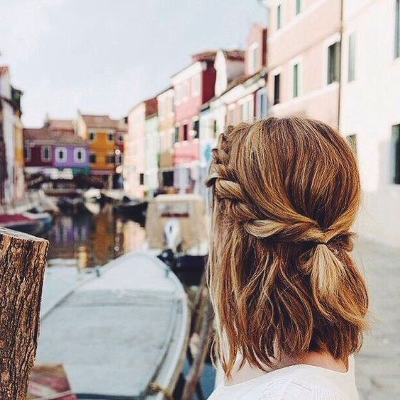 Pin On No Heat Travel Hairstyles