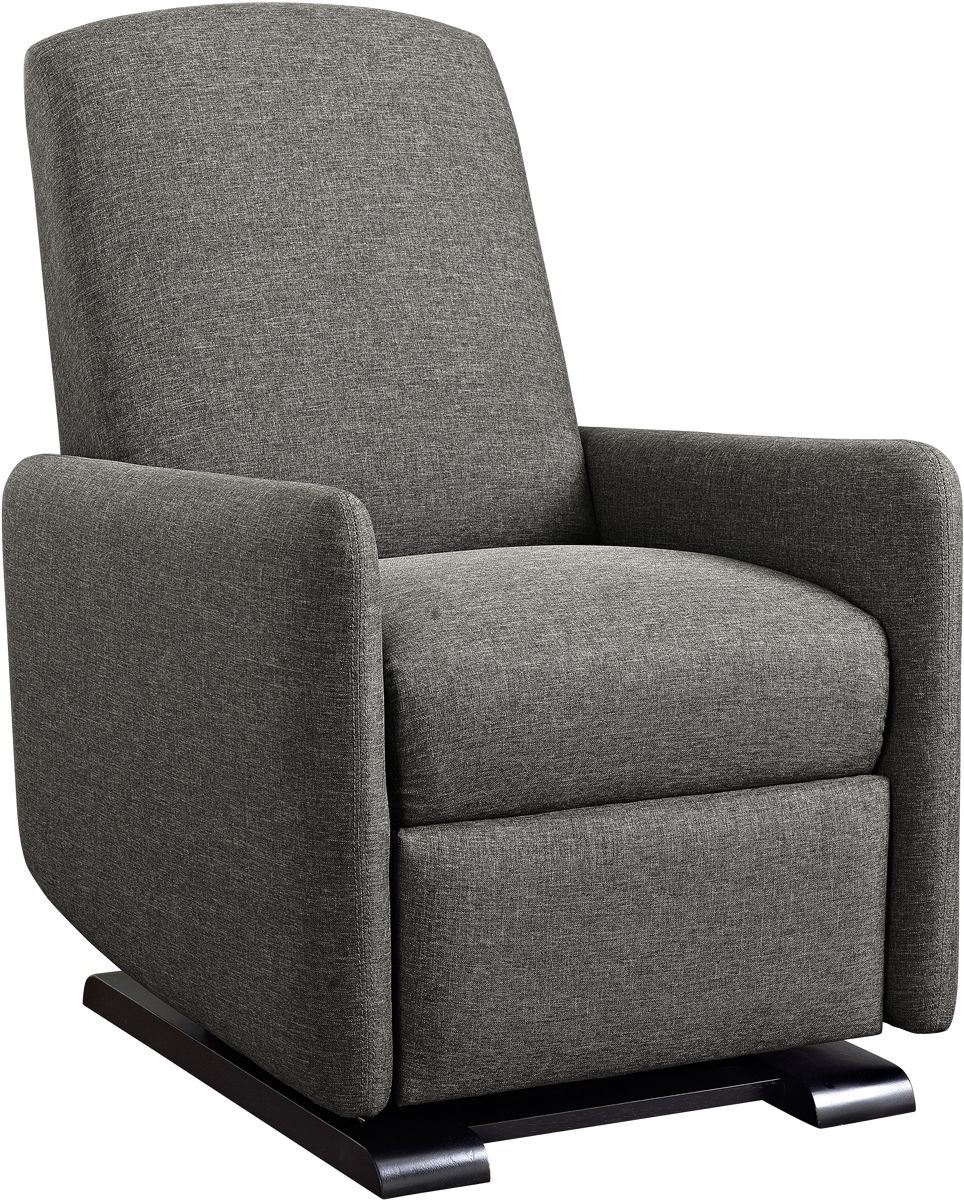 hot sales 4dbce c53c0 Monbebe Alby Gliding Recliner - Gray | Baby Room/Guest Room ...