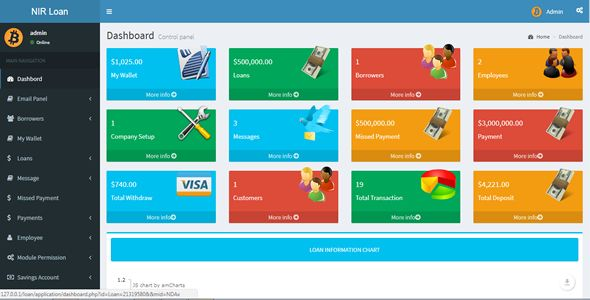 Advance Loan Management System with Savings System and SMS ...