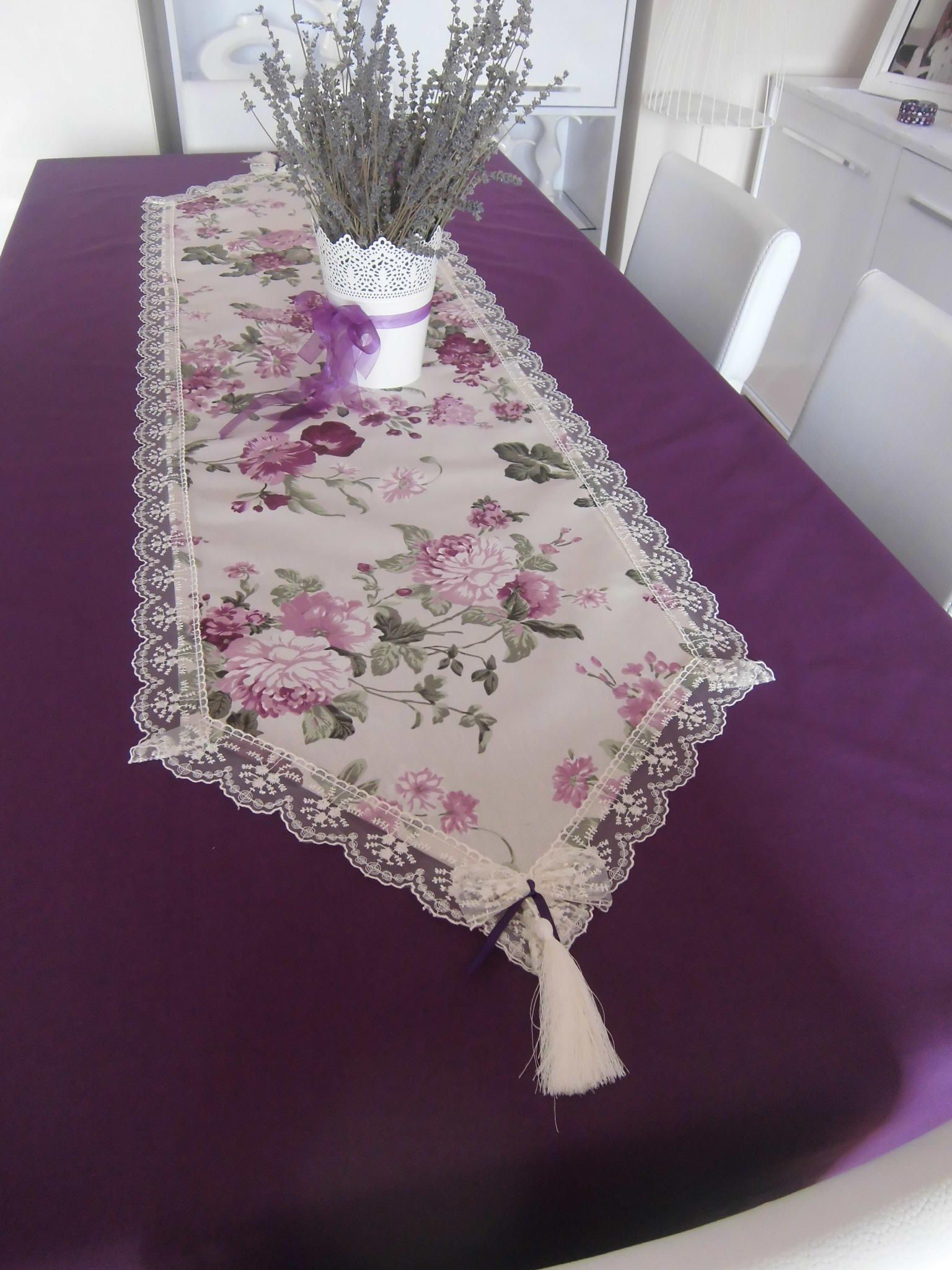 Pin by Ethel Dibble on Table Runners Pinterest