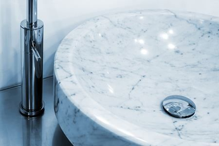 How To Repair Cracks In Cultured Marble Sinks With Images