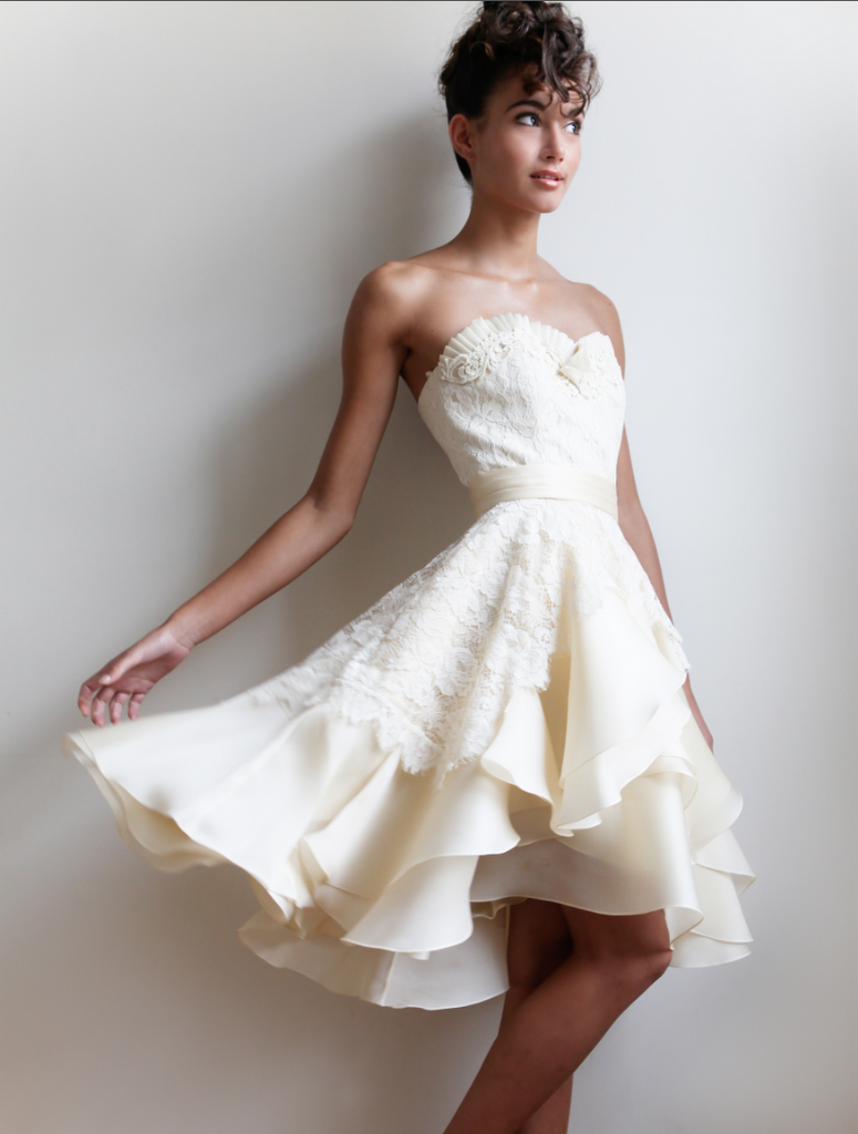 Short wedding reception dress  short wedding reception dress  someday  Pinterest  Reception