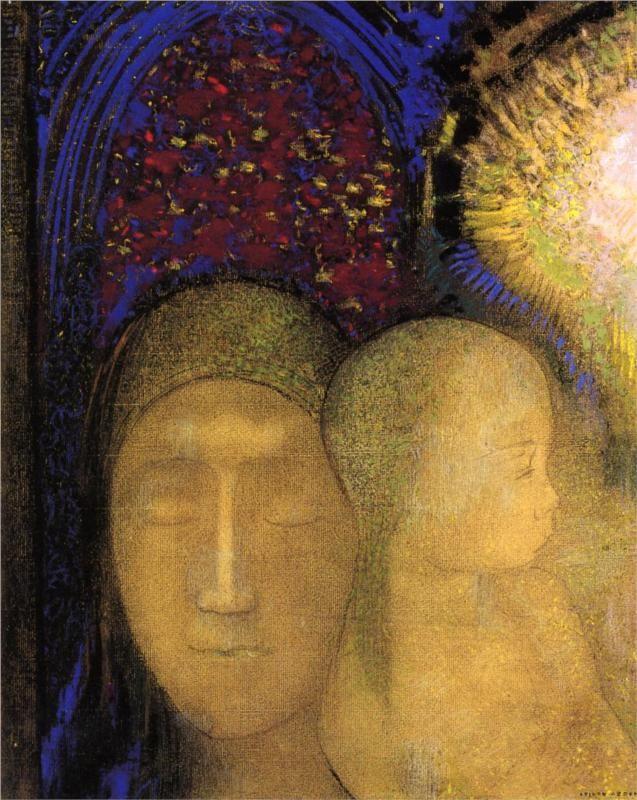 Odilon Redon French 18401916 Post Impressionism Symbolism