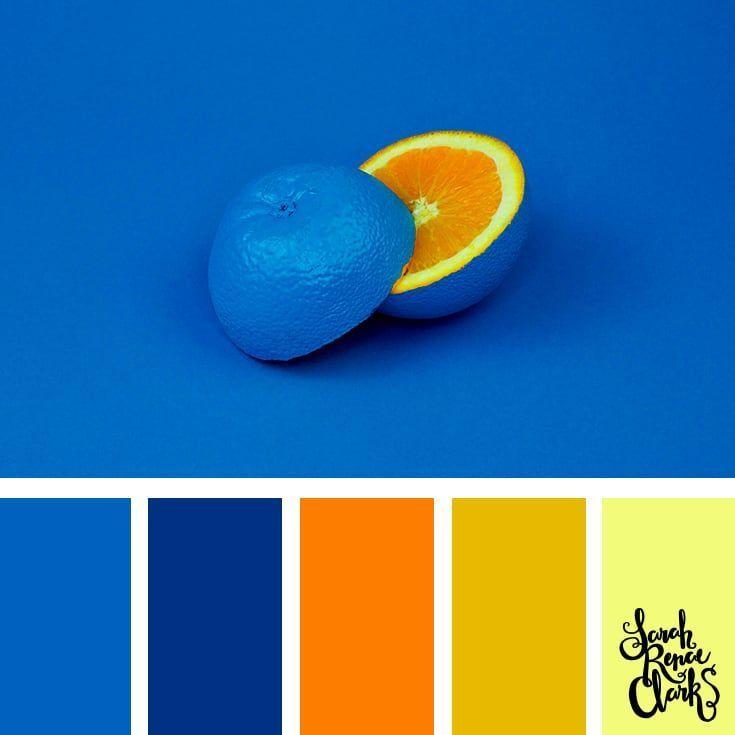 Farbschema orange und blau 25 Farbpaletten, die von der PANTONE-Farbpalette ...  - Farben kombinieren -   #Blau #der #die #Farben #Farbpaletten #Farbschema #kombinieren #orange #PANTONEFarbpalette #und #von #autumncolorpalette