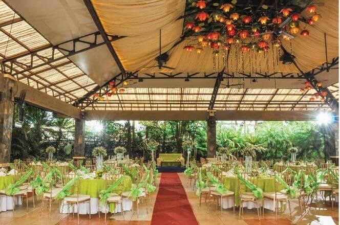 Party Venue In Quezon City Hizon S Catering Services Party Venues Venues Quezon City