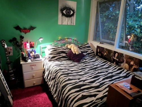 Tumblr Schlafzimmer ~ Tumblr rooms for teens girls bed bedroom cool girl girly