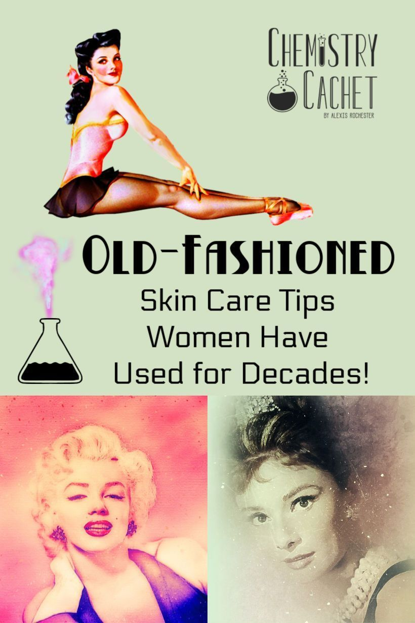 Old-Fashioned Skin Care Tips That Actually Work  Skin care tips