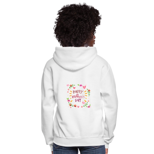Helloteeshop Happy Mothers Day T Shirt Best Mom Shirts Womens Hoodie In 2020 Mom Hoodies Mothers Day T Shirts Hoodies Womens