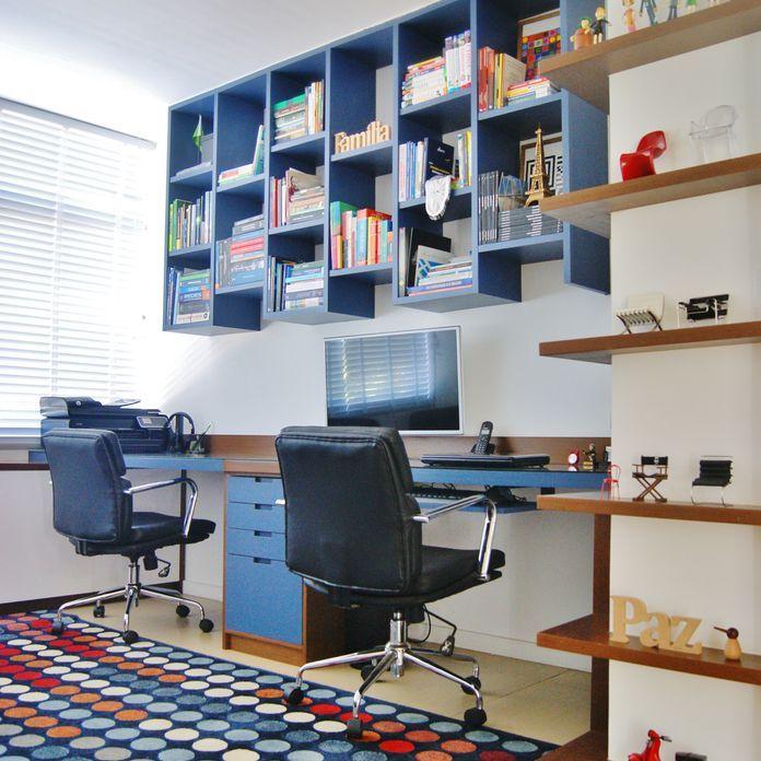Decoração Escritório Home Office Priscilafernandes11 213174