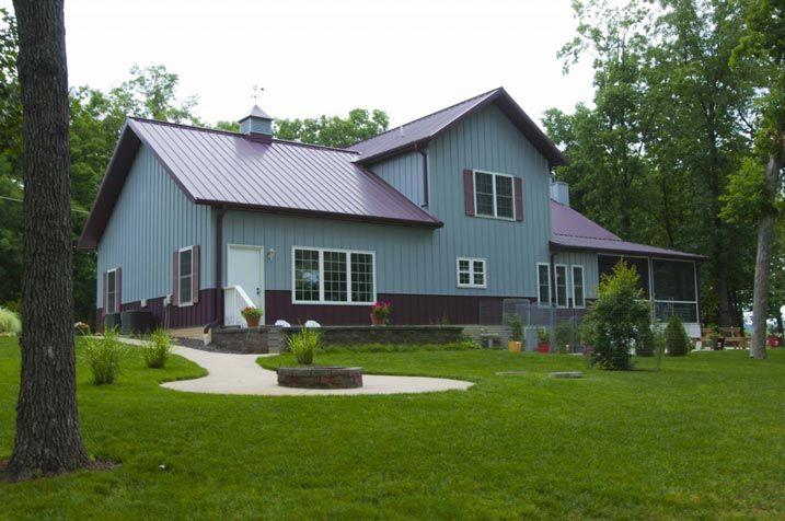 Very Nice Metal Building Home For Your Inspiration Hq Pictures Metal Building Home Building A House Metal Buildings