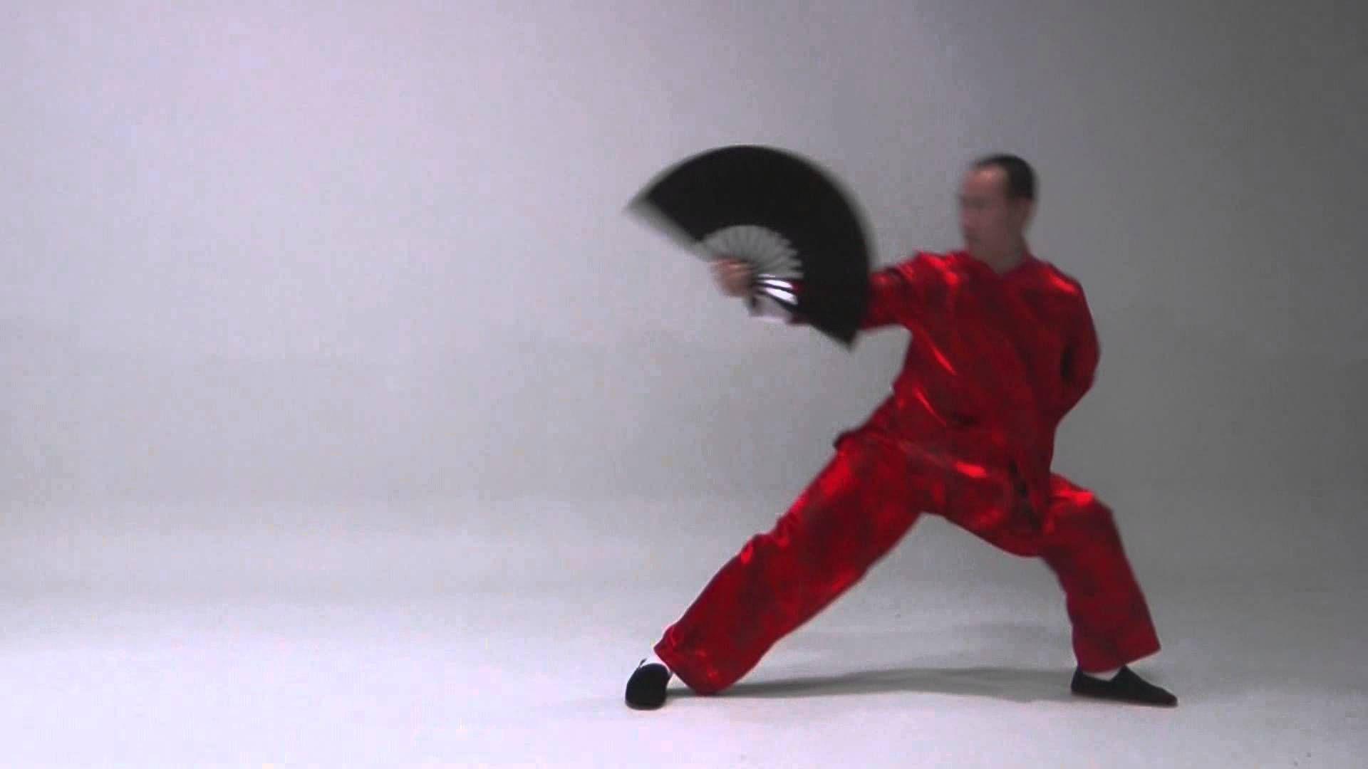 The Kung Fu Fan - YouTube   Wun Hop Kuen Do - My Martial