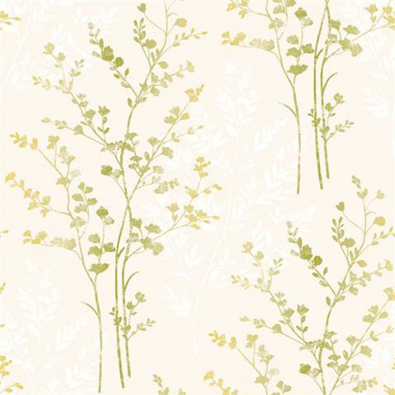 Home diy wallpaper illustration arthouse imagine fern plum motif vinyl - Buy The Green Fern Motif Wallpaper By Arthouse At The Range